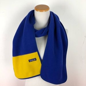 Patagonia All Blue Yellow Warm Scarf